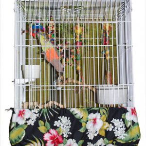 - Bird Cage Seed Guards